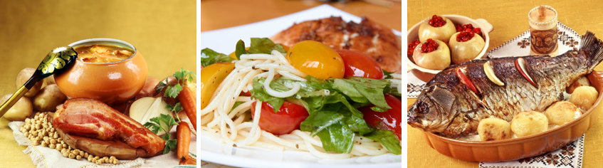 Pizzarium: доставка горячих, сытных обедов в офис - фото.