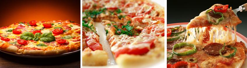Пицца с доставкой из пиццерии Итальяни - фото.