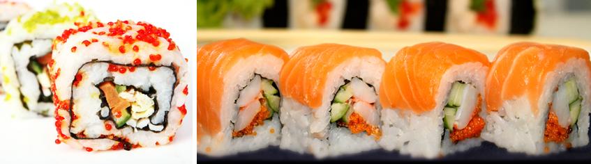 Доставка суши из Adriano - фото.