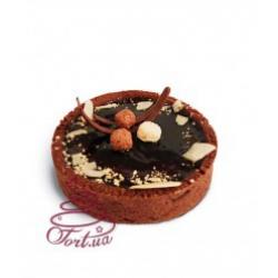 Тарта шоколадная с франжипаном