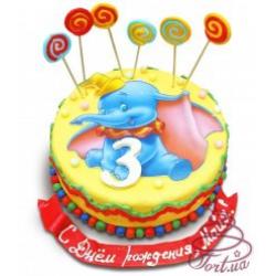 Детский торт Бимбо