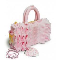 Торт на заказ «Дамская сумочка»: заказать, доставка