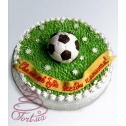 Детский торт «Футбол»: заказать, доставка