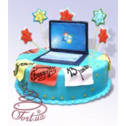 Детский торт с индивидуальным дизайном
