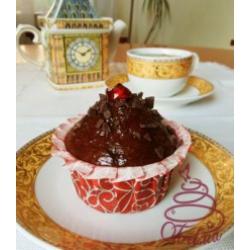 Кекс Вишня в шоколаде, 90г