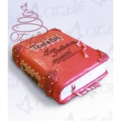 Торт на заказ «Красная книга» : заказать, доставка