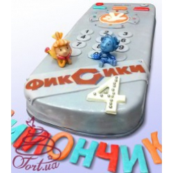 Детский торт Фиксики