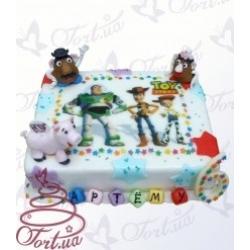 Детский торт «История игрушек»: заказать, доставка