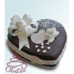 Детский торт  «Гламур»
