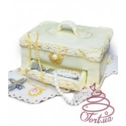 Торт на заказ «Волшебная шкатулка»