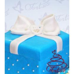 Свадебный капкейк Свадебный подарок: заказать, доставка
