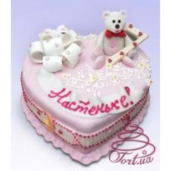 Детский торт  «Гламур»: заказать, доставка