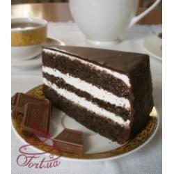 Пирожное Двойной шоколад, 110 г.