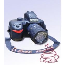 Торта «Фотоаппарат» : заказать, доставка