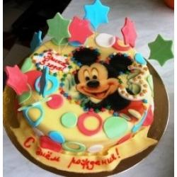 Детский торт «Микки Маус»: заказать, доставка
