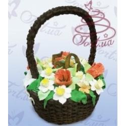 Торт Шоколадная корзина: заказать, доставка
