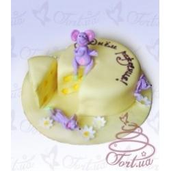 Детский торт «Сырная компания» : заказать, доставка