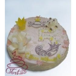 Детский торт  «Принцесса» : заказать, доставка