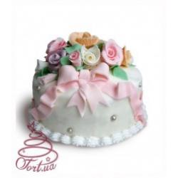 Торт на заказ «Мадемуазель»