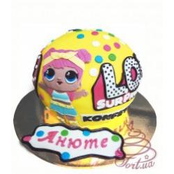 Детский торт Лол