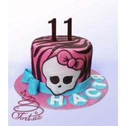 Детский торт «Монстер Хай»