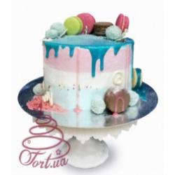 Торт на заказ с зеркальной глазурью: заказать, доставка
