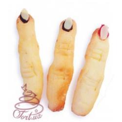 Пирожное марципановое на Хеллоуин Пальчики ведьмы