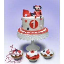 Детский торт «Мини Маус»