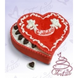 Торт на заказ «Amour»: заказать, доставка