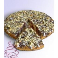 Пирог на заказ «Вишневый с шоколадом»