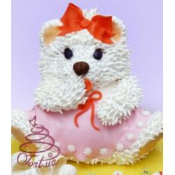 Детский торт «Мишка Маша»