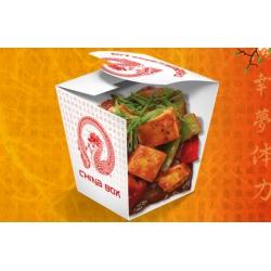 №100 Тофу в кисло-сладком соусе /375гр/: заказать, доставка