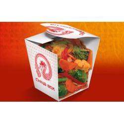 №101 Овощи в кисло-сладком соусе (415гр): заказать, доставка