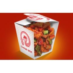 №501 Свинина в кисло-сладком соусе (365гр): заказать, доставка