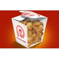 №403  Курица в апельсиновом соусе (355гр): заказать, доставка