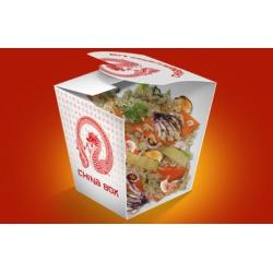 №18 Рис с морепродуктами (385гр)