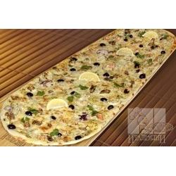 Party пицца с морепродуктами