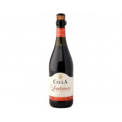 Вино игристое Lamblusco Emilia Frizzante Sweet красное п/слад