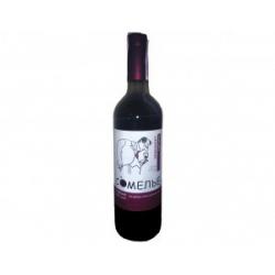 Вино Сомелье Каберне красное сухое