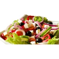 Хорьятики салата (по-гречески)