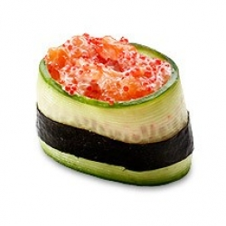 Суши Капа лосось: заказать, доставка