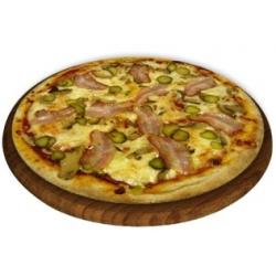 Пицца с Бекеном: заказать, доставка