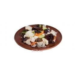 Китайский салат с белыми и чёрными древесными грибами: заказать, доставка