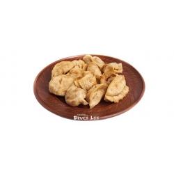 Традиционные китайские пельмени ручной работы со свининой ЖАРЕНЫЕ