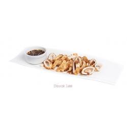 Южно-китайский кальмар кольцами