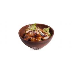 """Салат с угрём под соусом """"Unagi"""": заказать, доставка"""