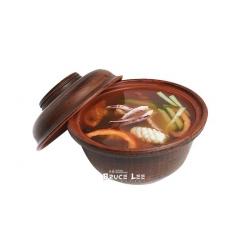 Суп с морепродуктами Жёлтого моря