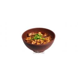 Тофу в остром соусе