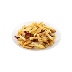Острая картофельная соломка