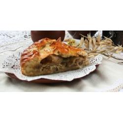 Пирог с курицей и лесными грибами: заказать, доставка